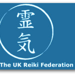 Reiki Federation logo-blue